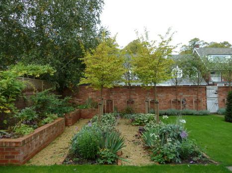 garden design in Newcastle upon Tyne